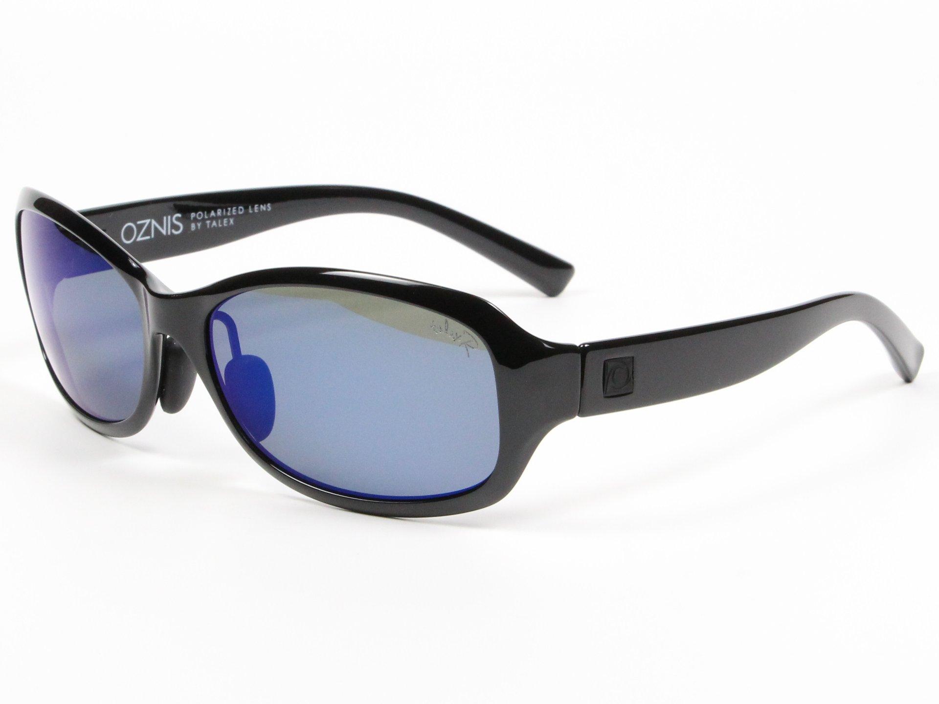 TALEX(タレックス)度なしサングラス製作例 OZNIS FLAT01(オズニス・フラット01)