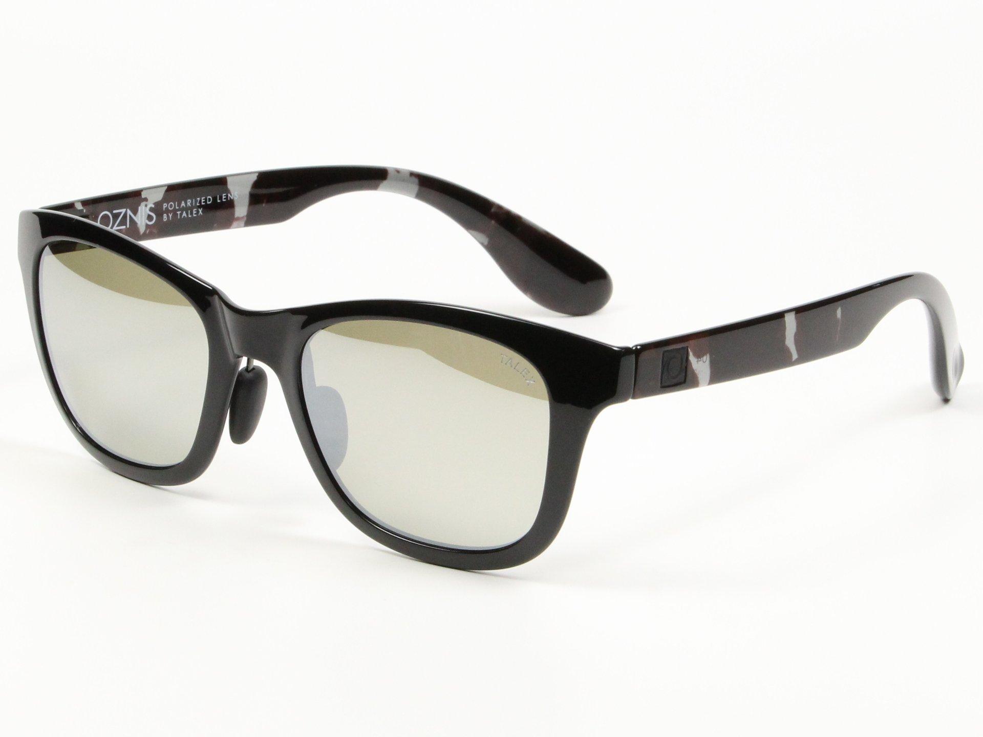 TALEX(タレックス)度なしサングラス製作例 OZNIS FLAT04(オズニス・フラット04)