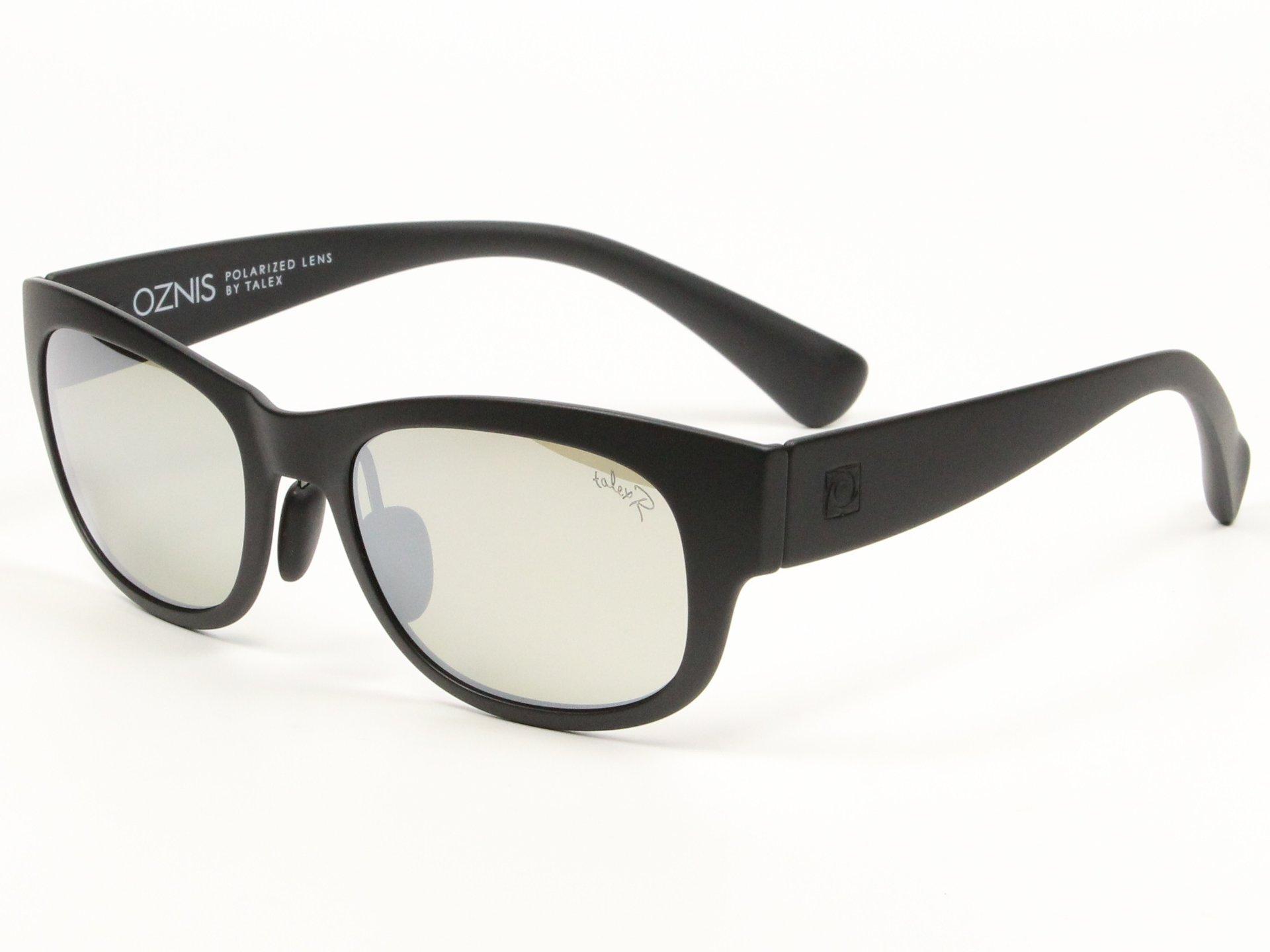TALEX(タレックス)度なしサングラス製作例 OZNIS FLAT05(オズニス・フラット05)