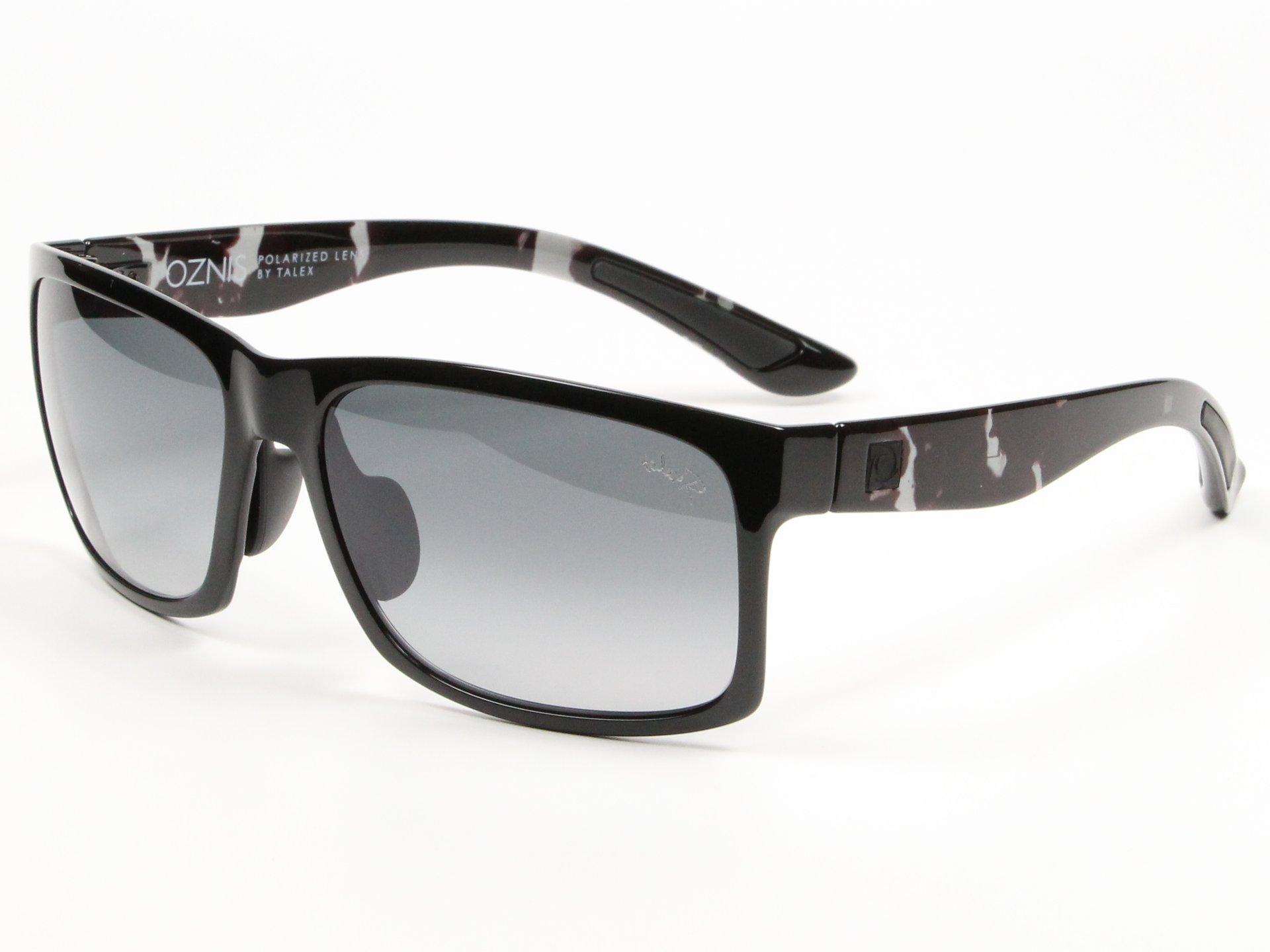 OZNIS FLAT07(オズニス・フラット07)グロスブラック/ブラックデミ/限定色グレーハーフの写真