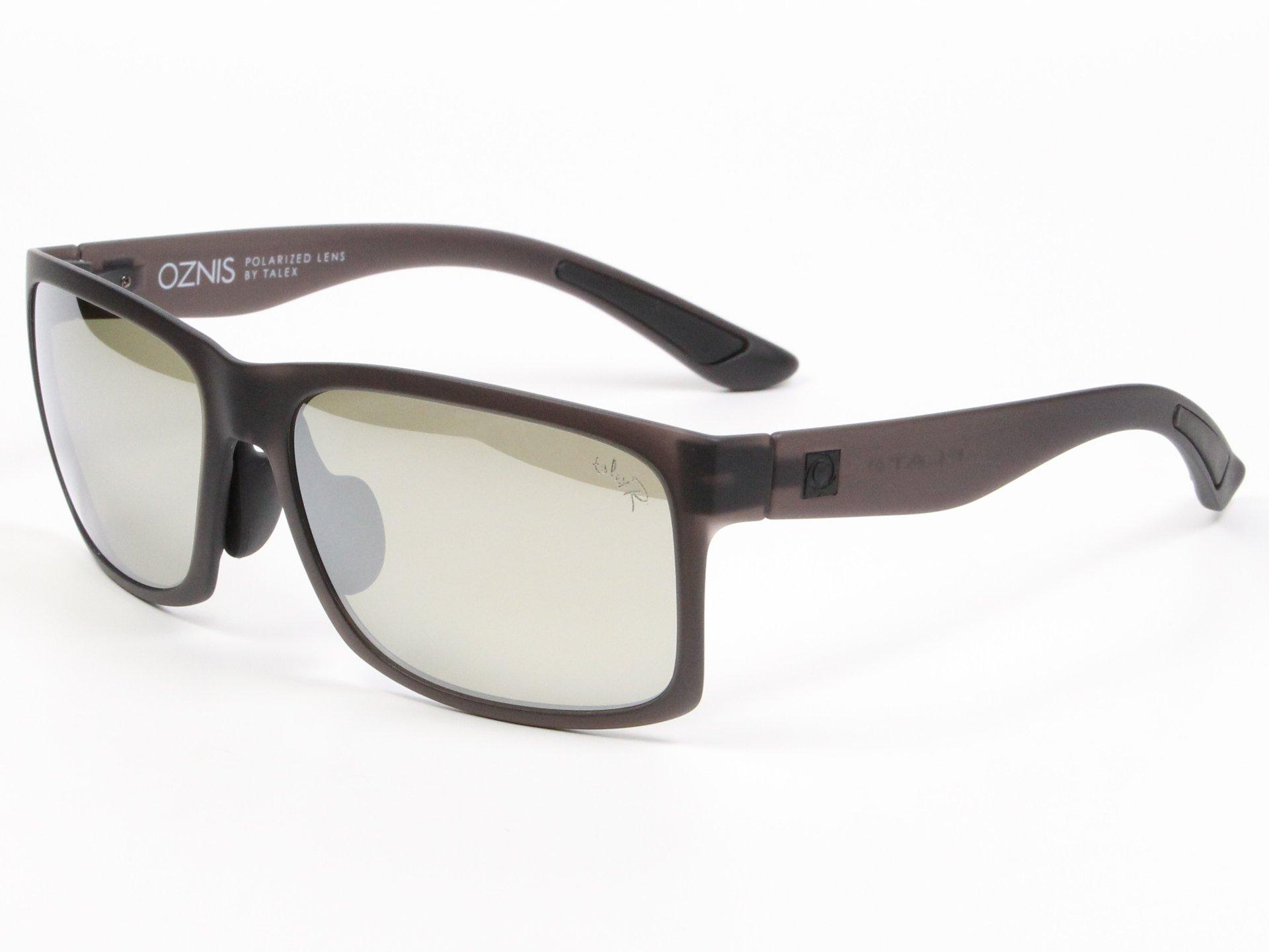 TALEX(タレックス)度なしサングラス製作例 OZNIS FLAT07(オズニス・フラット07)