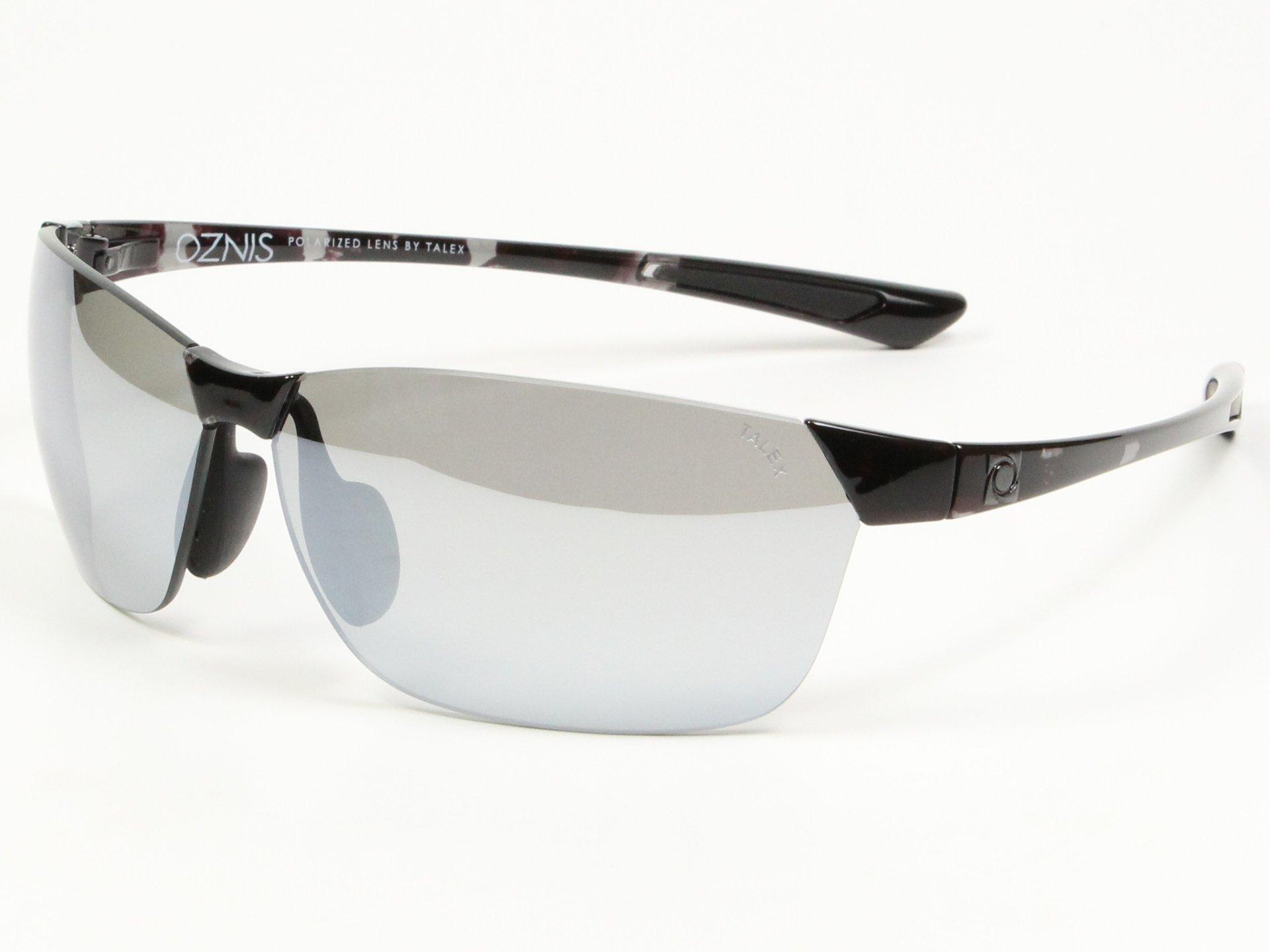 TALEX(タレックス)度なしサングラス製作例 OZNIS FLAT09(オズニス・フラット09)