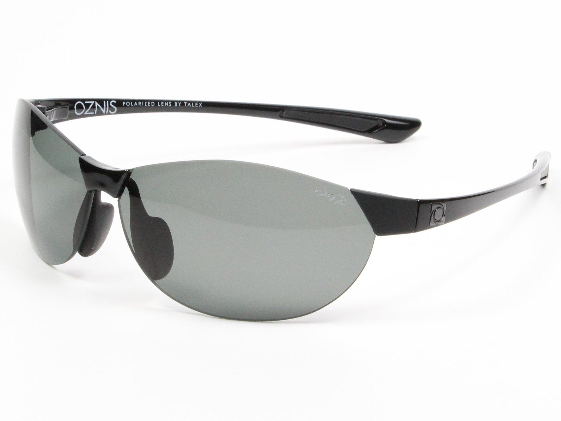 TALEX(タレックス)度なしサングラス製作例 OZNIS FLAT10(オズニス・フラット10)