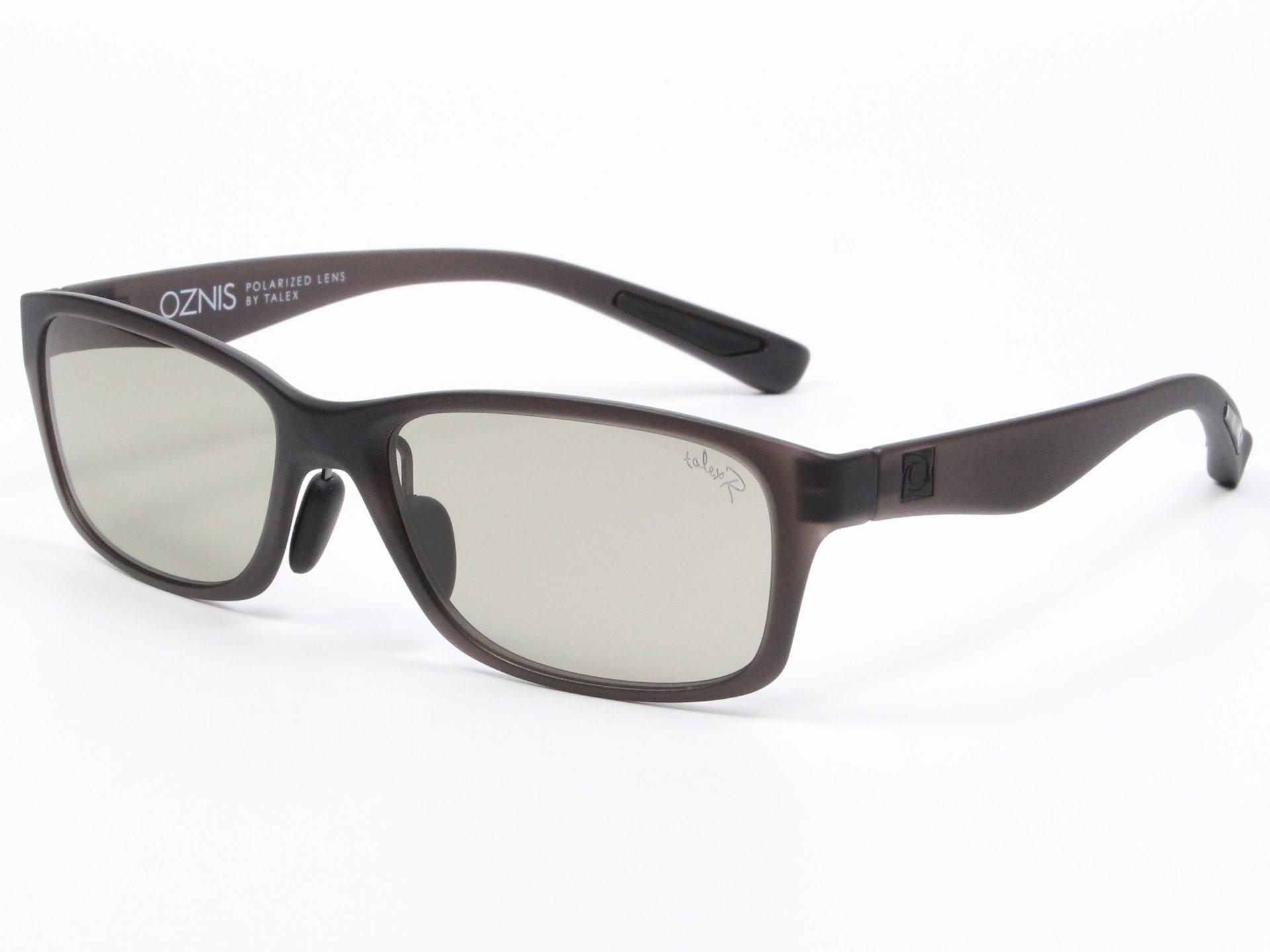 TALEX(タレックス)度なしサングラス製作例 OZNIS FLAT13(オズニス・フラット13)