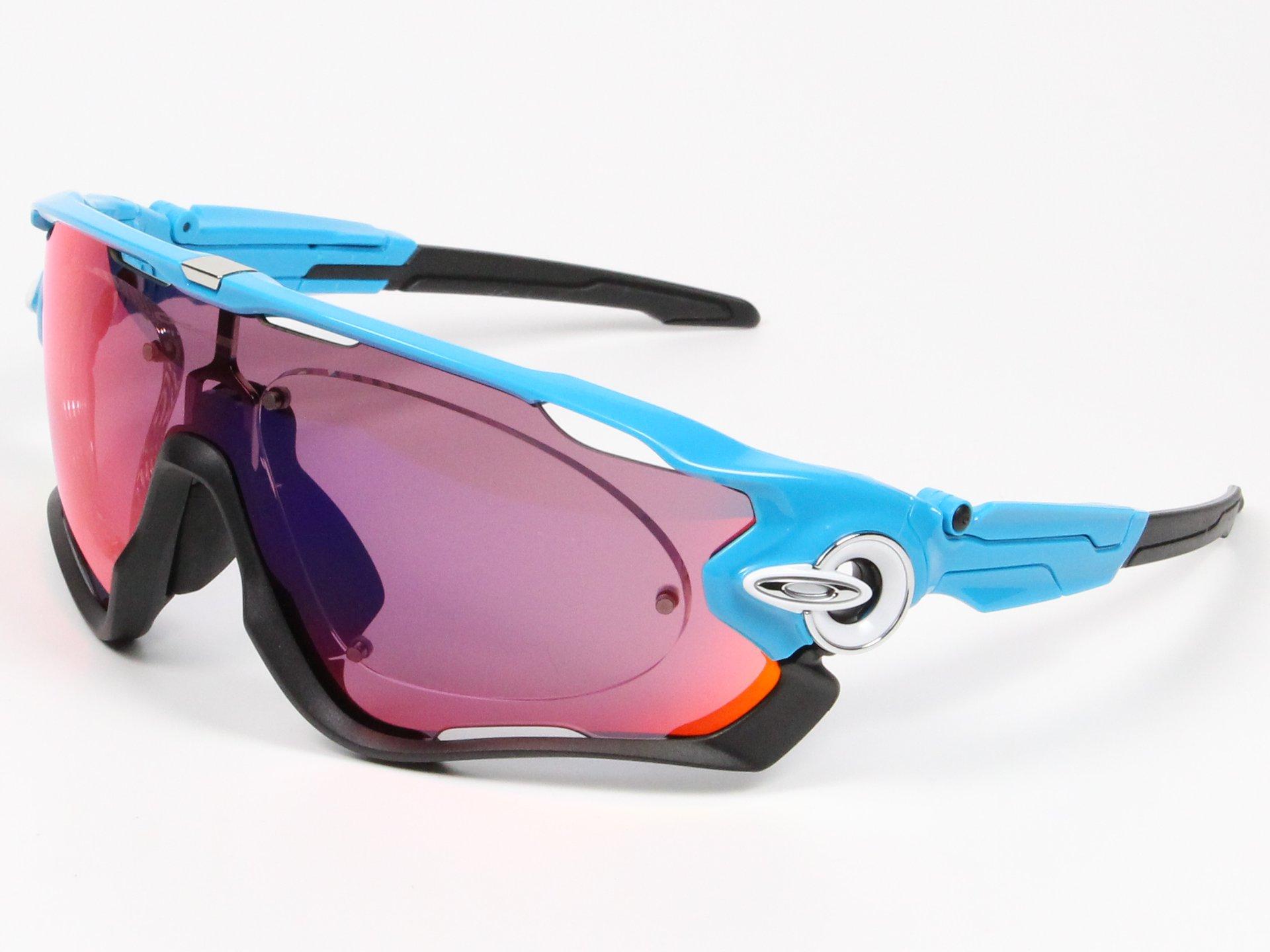 OAKLEY×スイッチマグ 度付スポーツサングラス製作例 JAWBREAKER(オークリー・ジョウブレイカー)